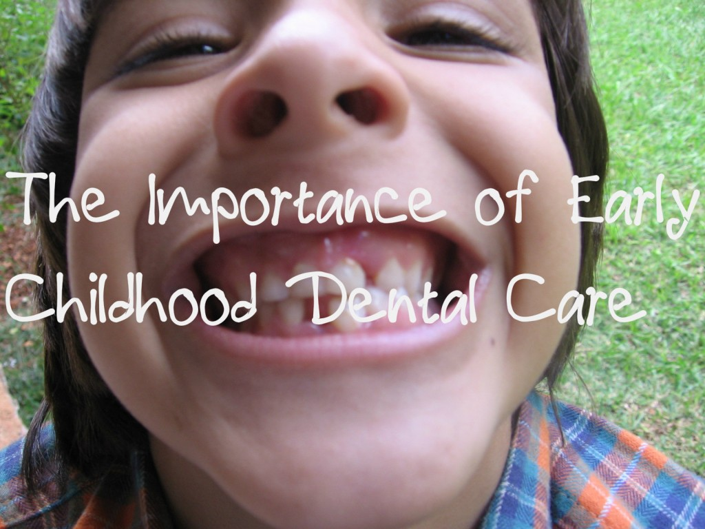early-childhood-dental-care